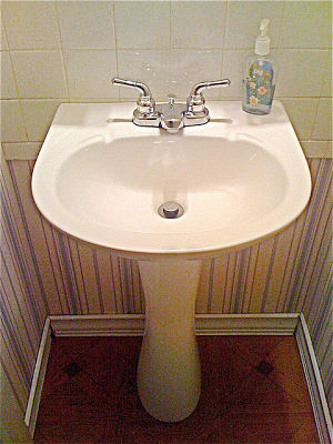 bathroom redo; beautify small bathrooms