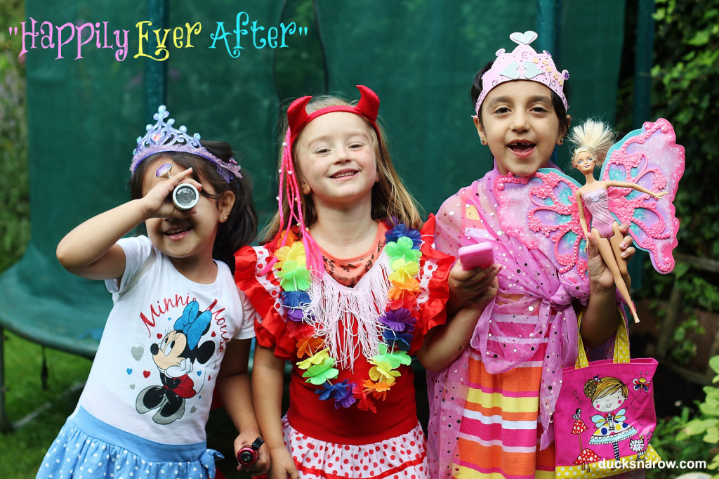 Happily ever after party #girlsbirthday #birthdayparty #princessparty Ducks