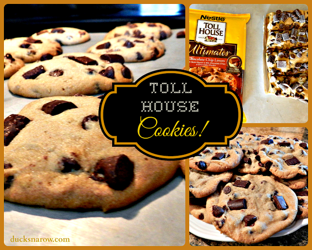 Toll House Ultimate Chocolate Chip Cookies