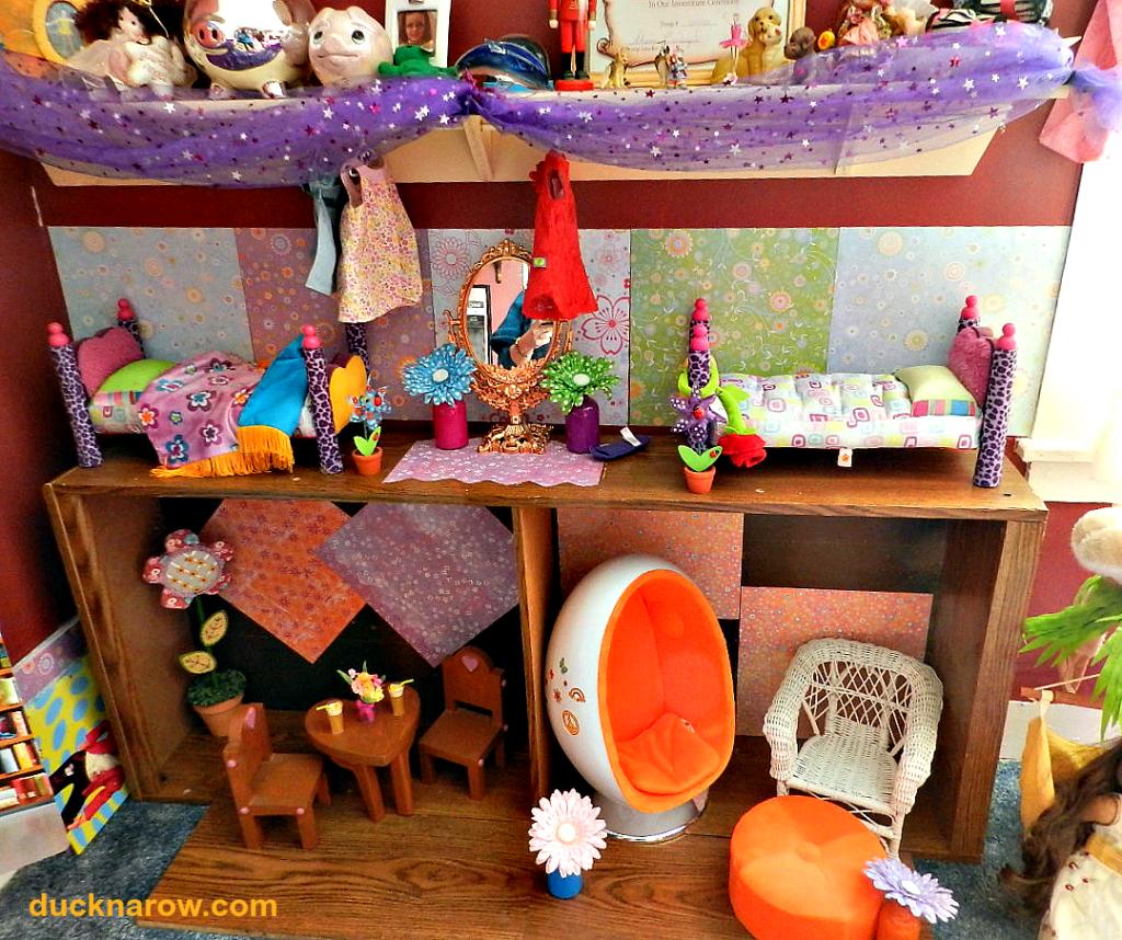 American Girl Doll Bedroom: American Girl Doll Room Decorating Ideas