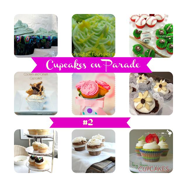 cupcakes on parade 2