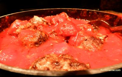 spaghetti and meatballs, Italian food, comfort food