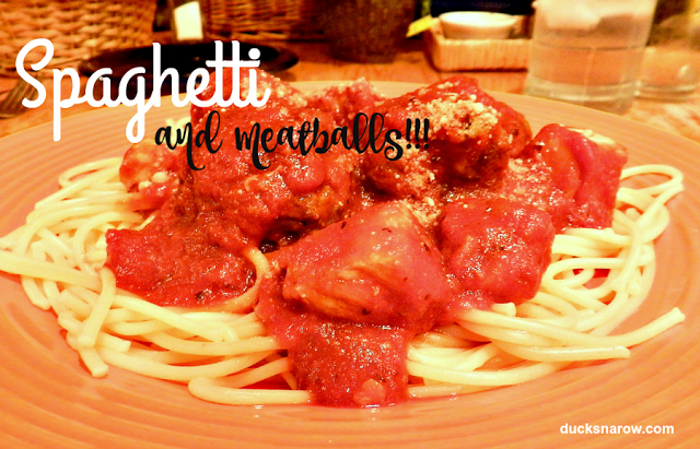 comfort food, pasta, Italian food, meatballs, red sauce, tomato sauce