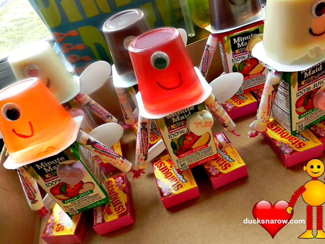 food art, party favors, kids parties, birthday party themes, robot party, birthday boy