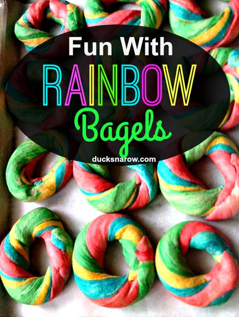 bagel recipe, food art, kids food, breakfast foods, bread