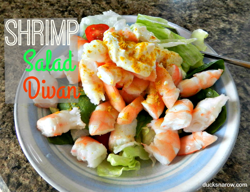 salad, seafood, shrimp, recipes