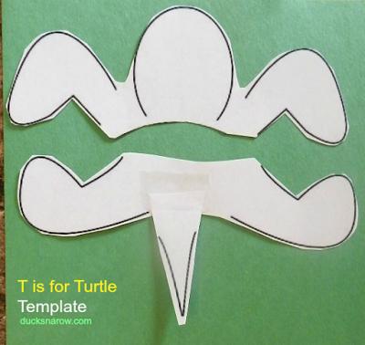 turtle, preschool, kids crafts