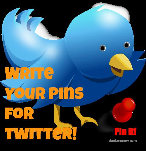 Pinterest tips, Twitter tips, seo
