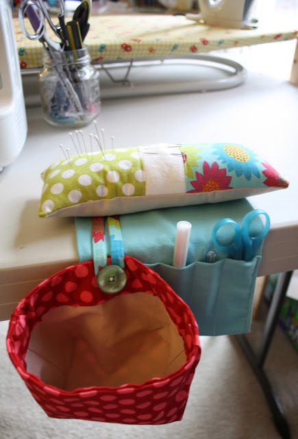 16 Fabulous Fun Diy Fabric Baskets For You To Make Ducks N A Row