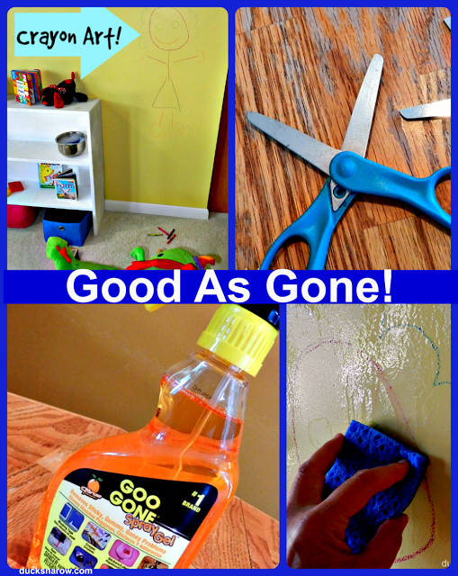 cleaning tips, cleaning products, Goo Gone