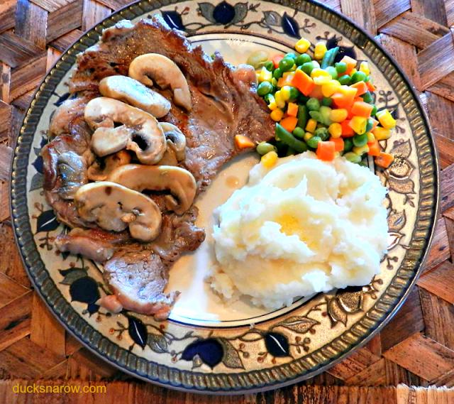5 ingredient recipes, 15 minute dinner recipes, steak recipes, low carb recipes