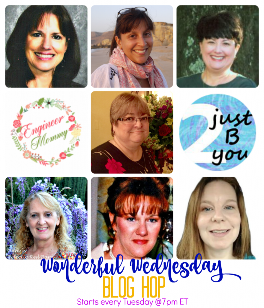 Wonderful Wednesday Blog Hop on 9 popular blogs #linkparty