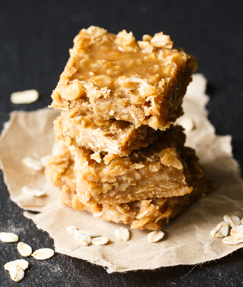 Oat fudge recipe from Simply Stacie